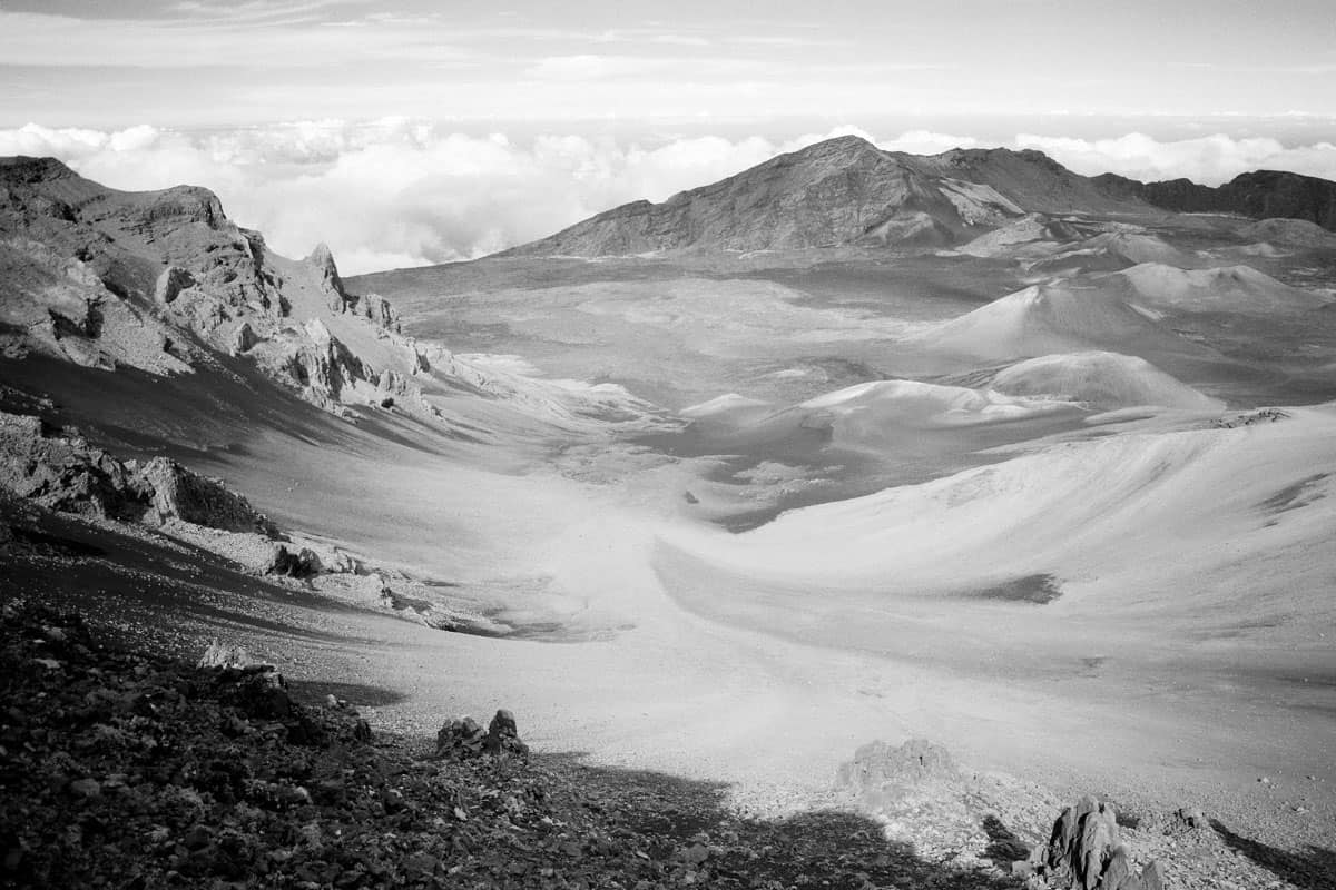 Medium format black and white landscape - Ilford SFX 200 Film Review by David Rose on Shoot It With Film