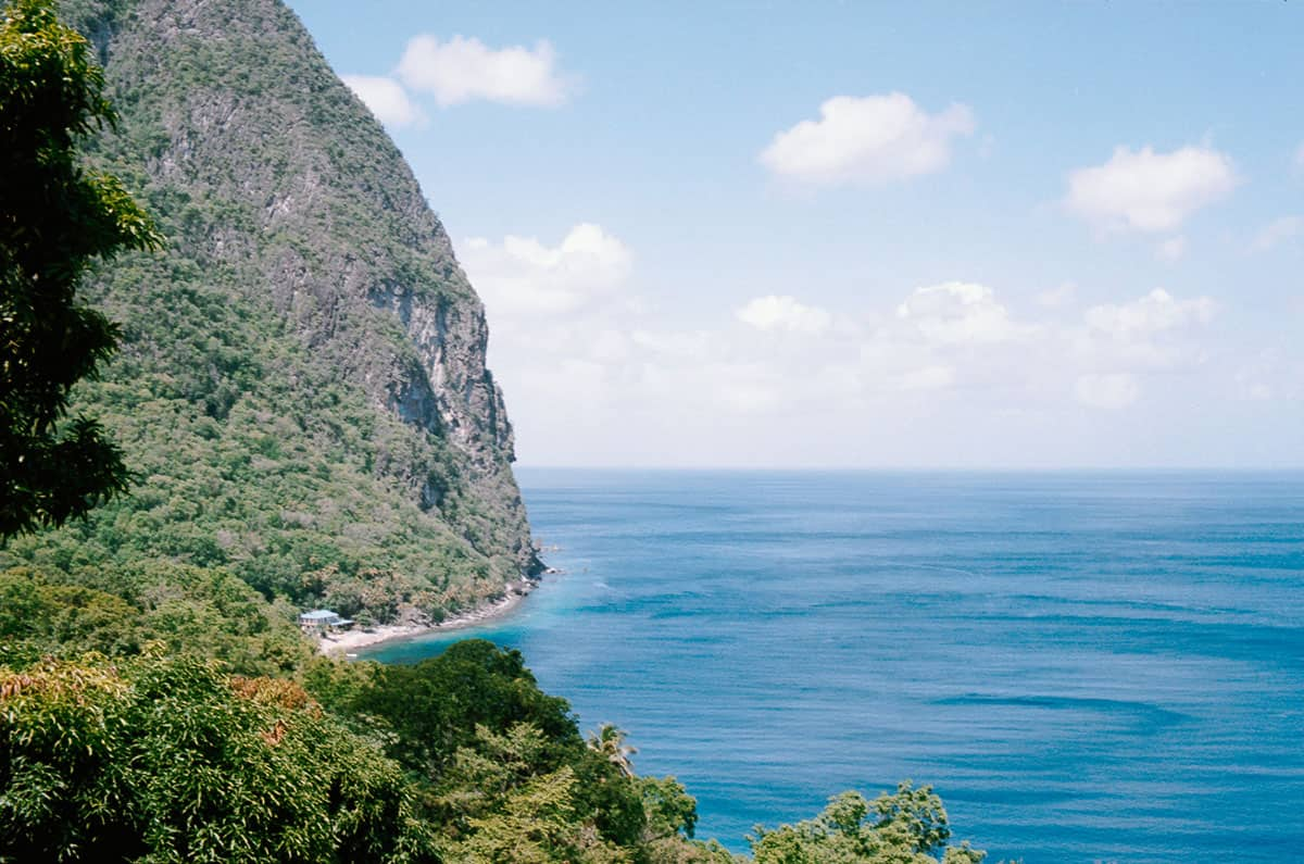 St Lucia Travel Essay by Robert Guanci on Shoot It With Film
